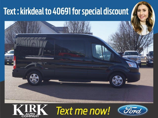 Used 2019 Ford Transit Passenger Wagon in Grenada, MS
