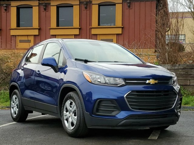 Used 2017 Chevrolet Trax in Chattanooga, TN