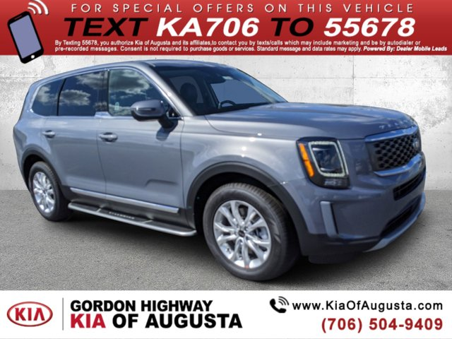 New 2020 KIA Telluride in Augusta, GA