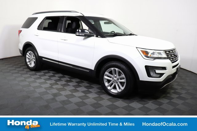 Used 2017 Ford Explorer in Ocala, FL