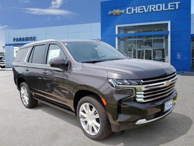2021 Chevrolet Tahoe High Country 2WD 4dr High Country Gas V8 6.2L/ [8]