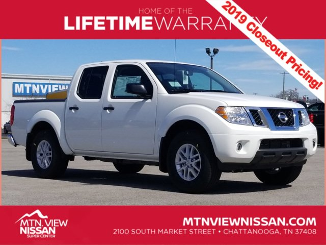 New 2019 Nissan Frontier in Chattanooga, TN