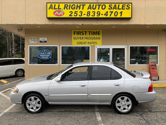 Used 2006 Nissan Sentra in Federal Way, WA