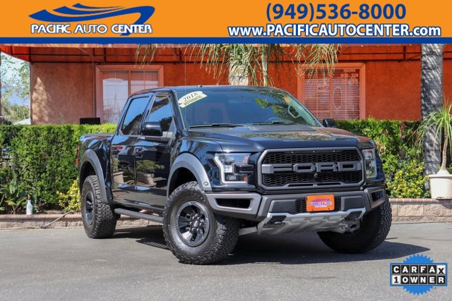 Used 2018 Ford F-150 in Fontana, CA