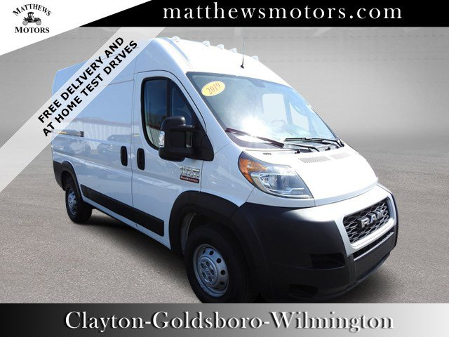 2019 Ram ProMaster Cargo Van 1500 High Roof 136
