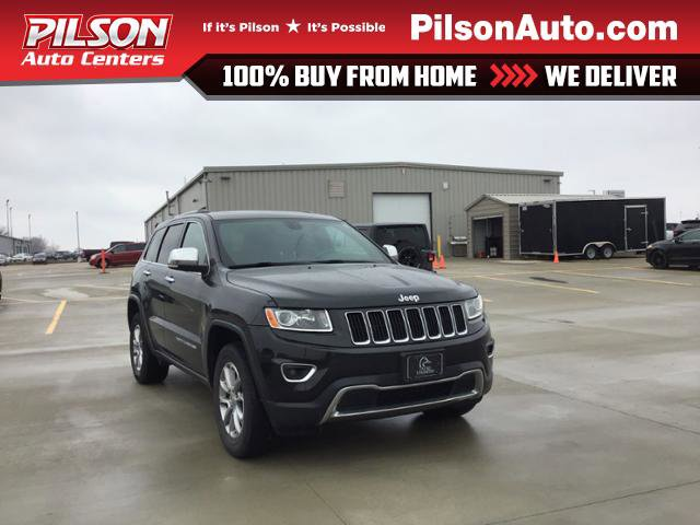 Used 2014 Jeep Grand Cherokee in Mattoon, IL