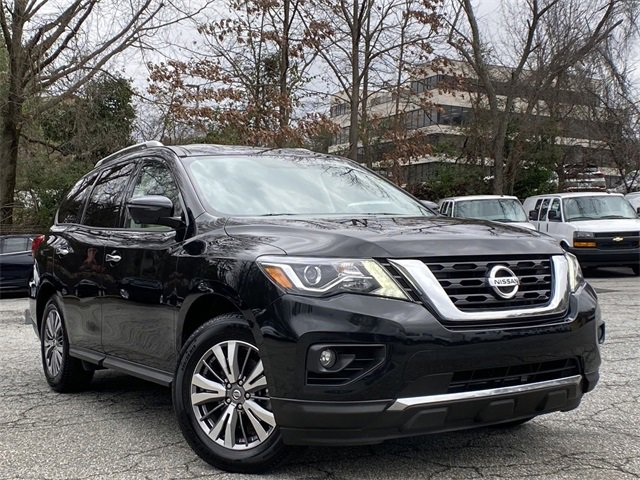 Used 2018 Nissan Pathfinder in Marietta, GA