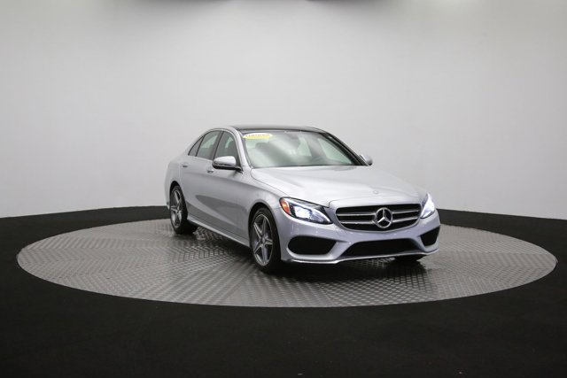 2016 Mercedes-Benz C-Class for sale 124011 46