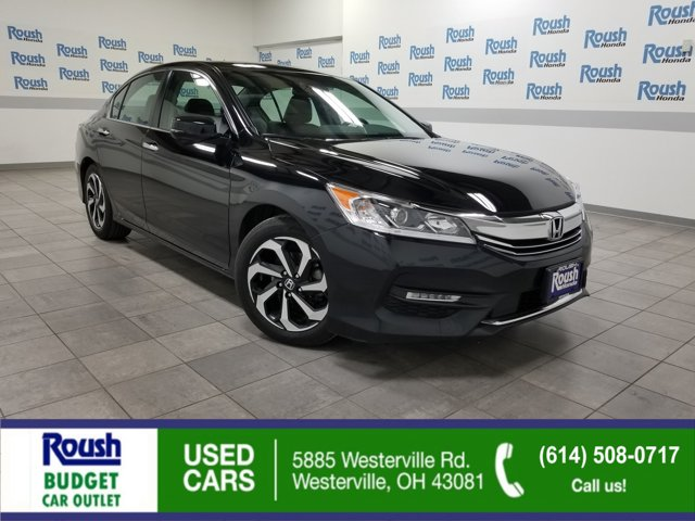 Used 2016 Honda Accord Sedan in Westerville, OH