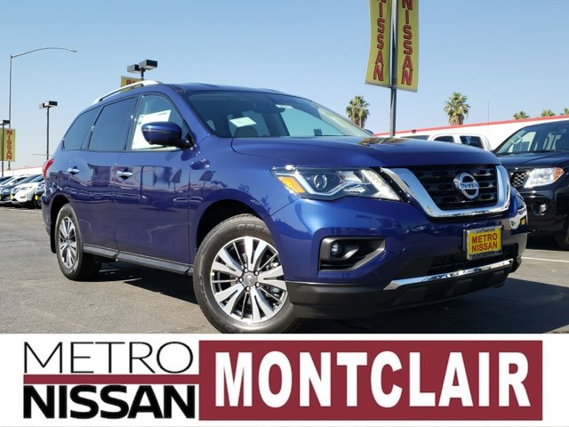 2020 Nissan Pathfinder SL FWD SL Regular Unleaded V-6 3.5 L/213 [6]
