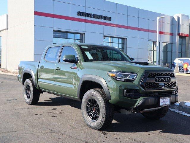 New 2020 Toyota Tacoma in Laramie, WY