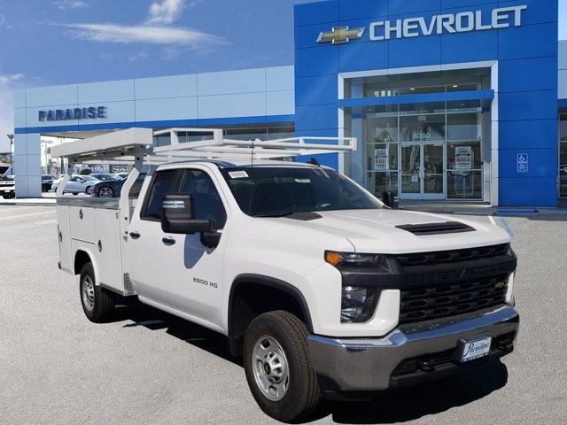 2020 Chevrolet Silverado 2500HD Work Truck 2WD Double Cab 162″ Work Truck Gas V8 6.6L/400 [12]