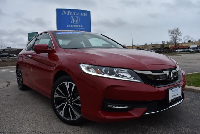 Used 2017 Honda Accord Coupe in Highland Park, IL