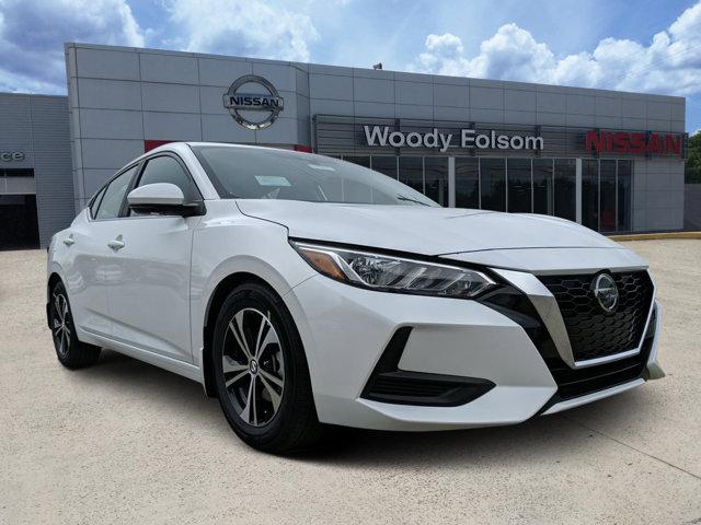 New 2020 Nissan Sentra in Vidalia, GA