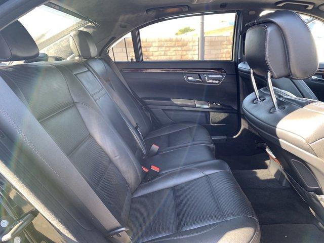 2011 Mercedes-Benz S-63 Performance Designo Pkg V8 Twino Turbo 5.5L