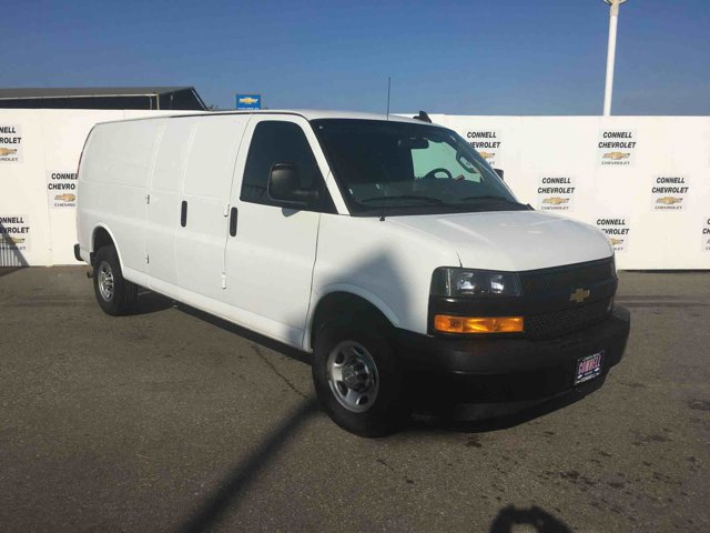 Used 2018 Chevrolet Express Cargo Van in Costa Mesa, CA