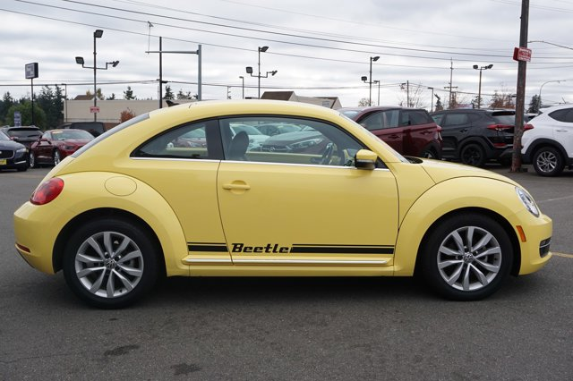 Used 2013 Volkswagen Beetle Coupe 2dr Man 2.0L TDI