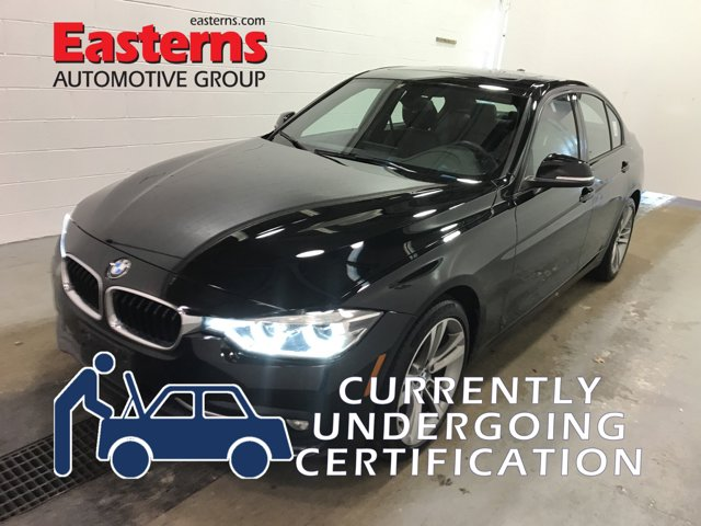 2016 BMW 3 Series 328i 4dr Car