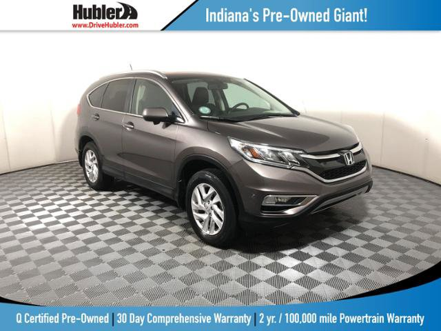 Used 2015 Honda CR-V in Greenwood, IN