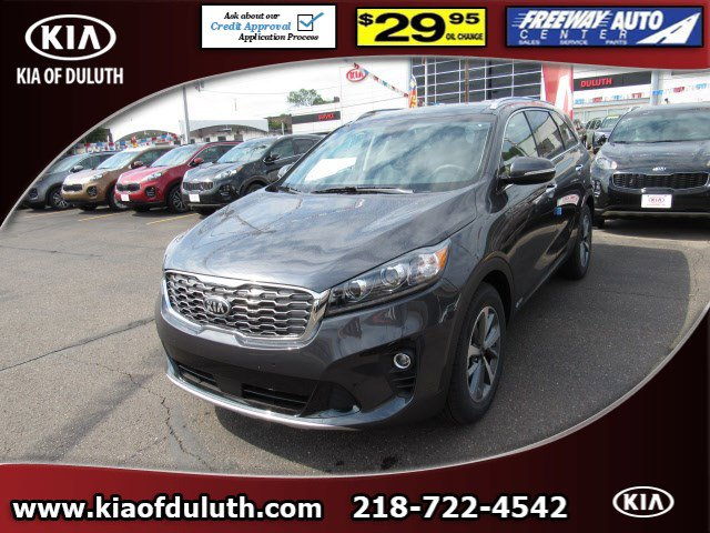 New 2019 KIA Sorento in Duluth, MN