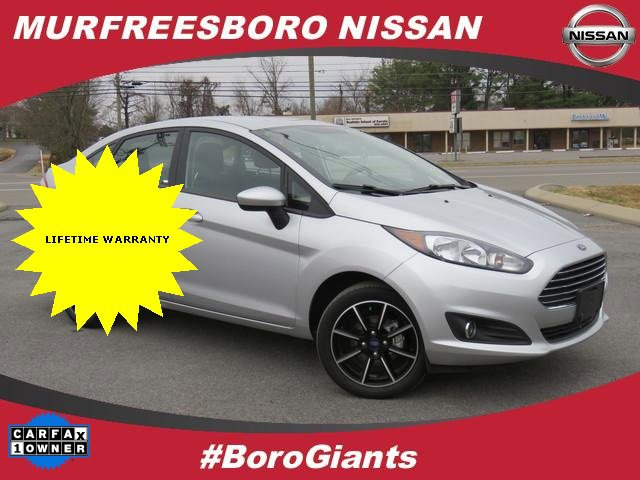 Used 2018 Ford Fiesta in Murfreesboro, TN