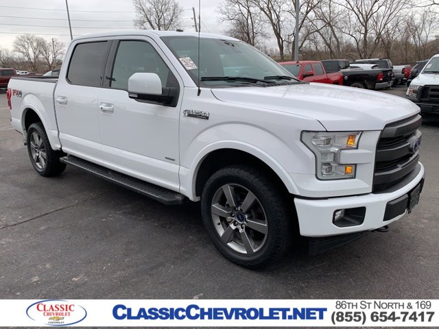 Used 2017 Ford F-150 in Owasso, OK