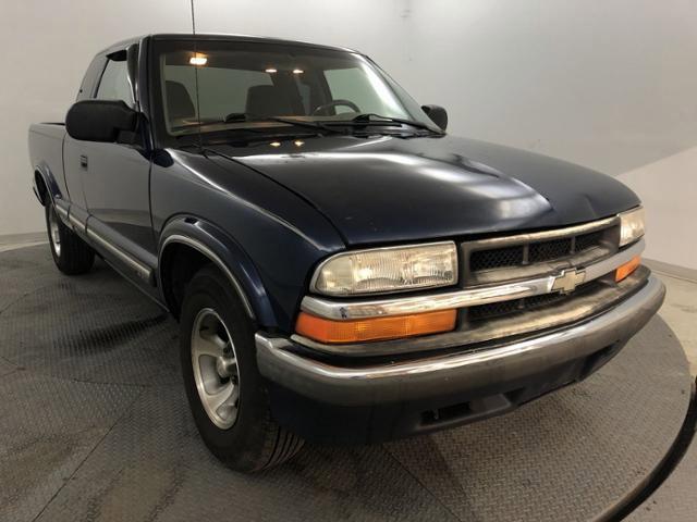 Used 2001 Chevrolet S-10 in Columbus, IN