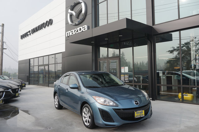Used 2010 Mazda Mazda3 in Edmonds Lynnwood Seattle Kirkland Everett, WA