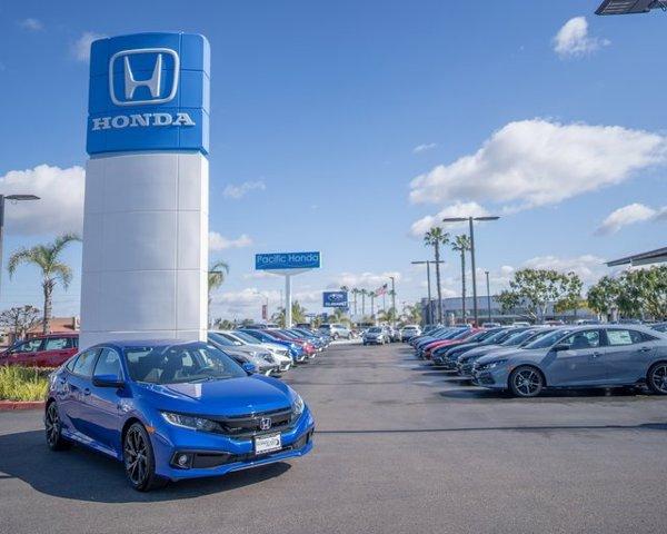 Used 2019 Honda Civic Sedan in San Diego, CA