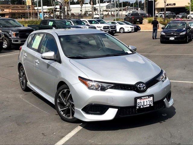 Used 2018 Toyota Corolla iM in Santee, CA