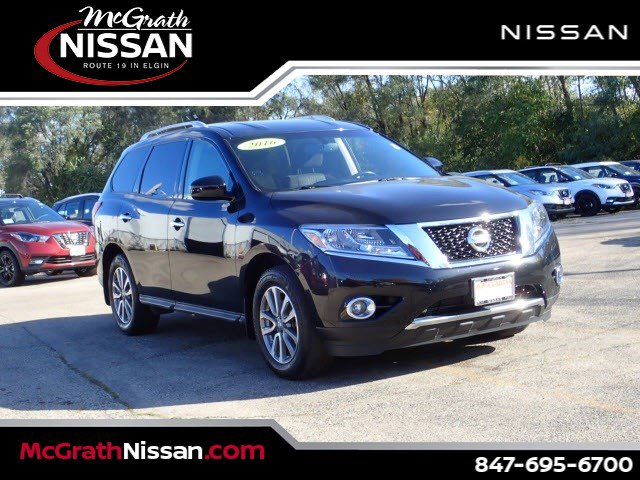 2016 Nissan Pathfinder SV 4WD 4dr SV Regular Unleaded V-6 3.5 L/213 [3]