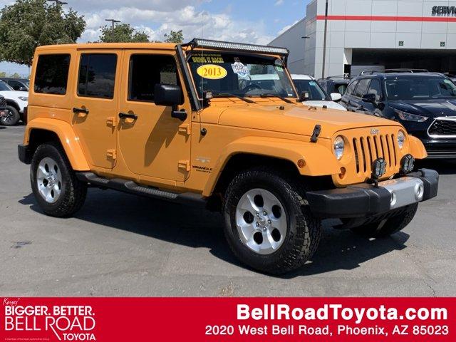 Used 2013 Jeep Wrangler Unlimited in Phoenix, AZ