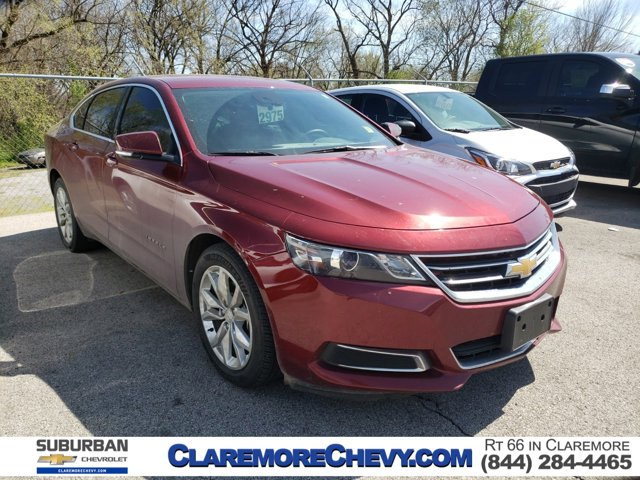 Used 2017 Chevrolet Impala in Claremore, OK