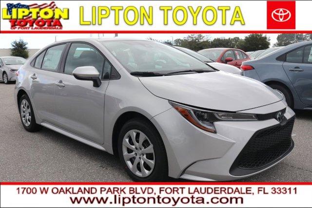 New 2020 Toyota Corolla in Ft. Lauderdale, FL