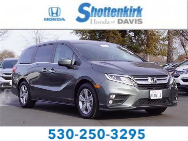 Used 2019 Honda Odyssey in Davis, CA