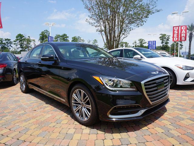 New 2019 Genesis G80 in Covington, LA