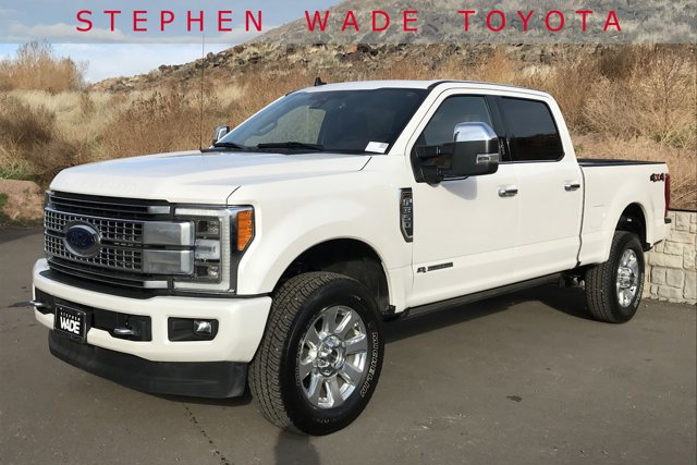 Used 2019 Ford Super Duty F-350 SRW in St. George, UT