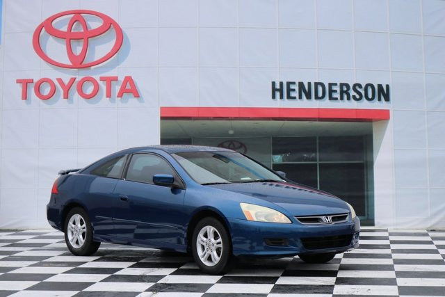 Used 2007 Honda Accord Coupe in Henderson, NC