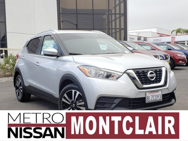 2019 Nissan Kicks SV SV FWD Regular Unleaded I-4 1.6 L/98 [2]