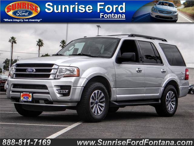 2017 Ford Expedition 4x4 Twin Turbo Regular Unleaded V-6 3.5 L/213 [3]