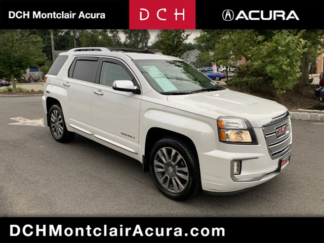 Used 2017 GMC Terrain in Verona, NJ