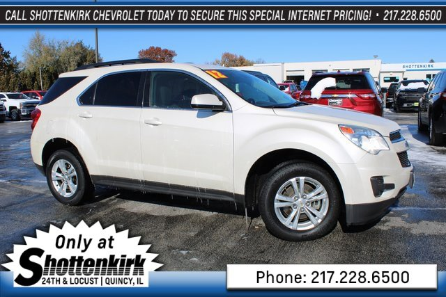 Used 2012 Chevrolet Equinox in Quincy, IL