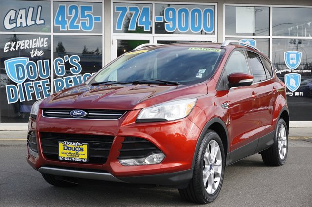 Used 2014 Ford Escape in Lynnwood Seattle Kirkland Everett, WA