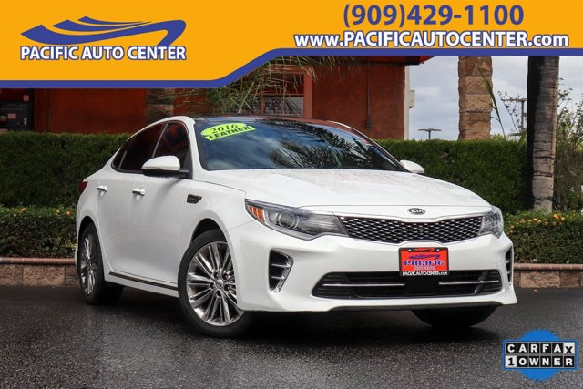 Used 2016 KIA Optima in Costa Mesa, CA