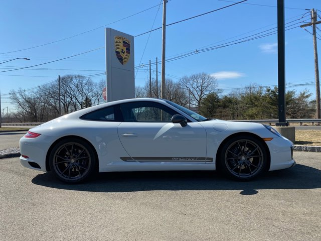 2019 Porsche 911 Carrera T 4372 miles VIN WP0AA2A93KS103205 Stock  1980213111 99890