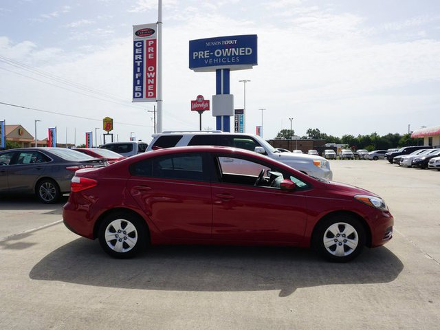 Used 2016 KIA Forte in New Iberia, LA