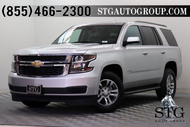 Used 2017 Chevrolet Tahoe in Ontario, Montclair & Garden Grove, CA