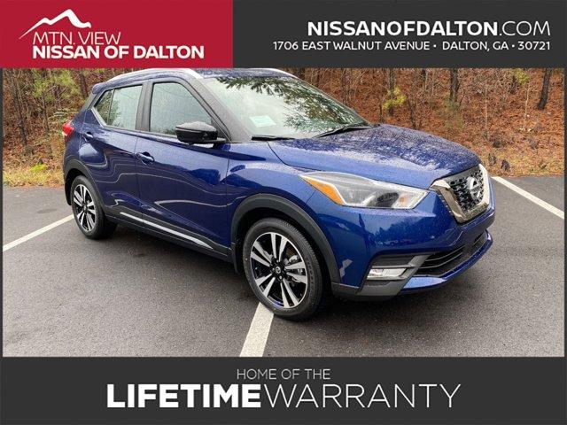 New 2020 Nissan Kicks in Dalton, GA