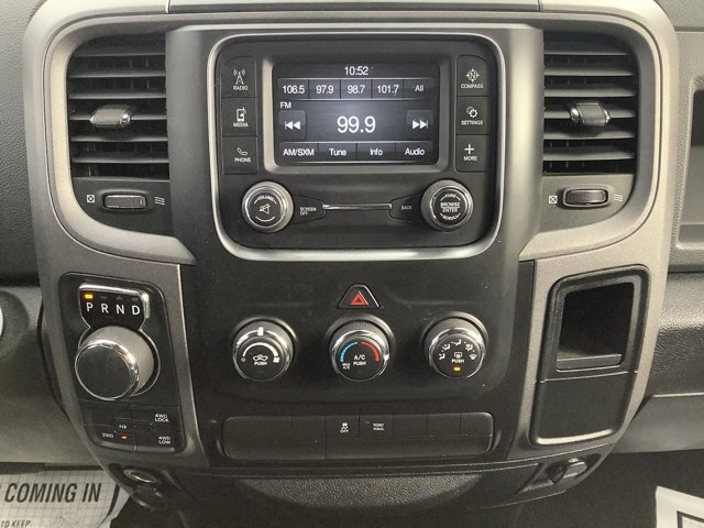 Used 2017 Ram 1500 Tradesman 4x4 Quad Cab 6'4 Box