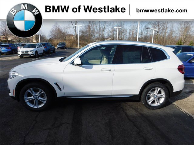 New 2020 BMW X3 in Cleveland, OH